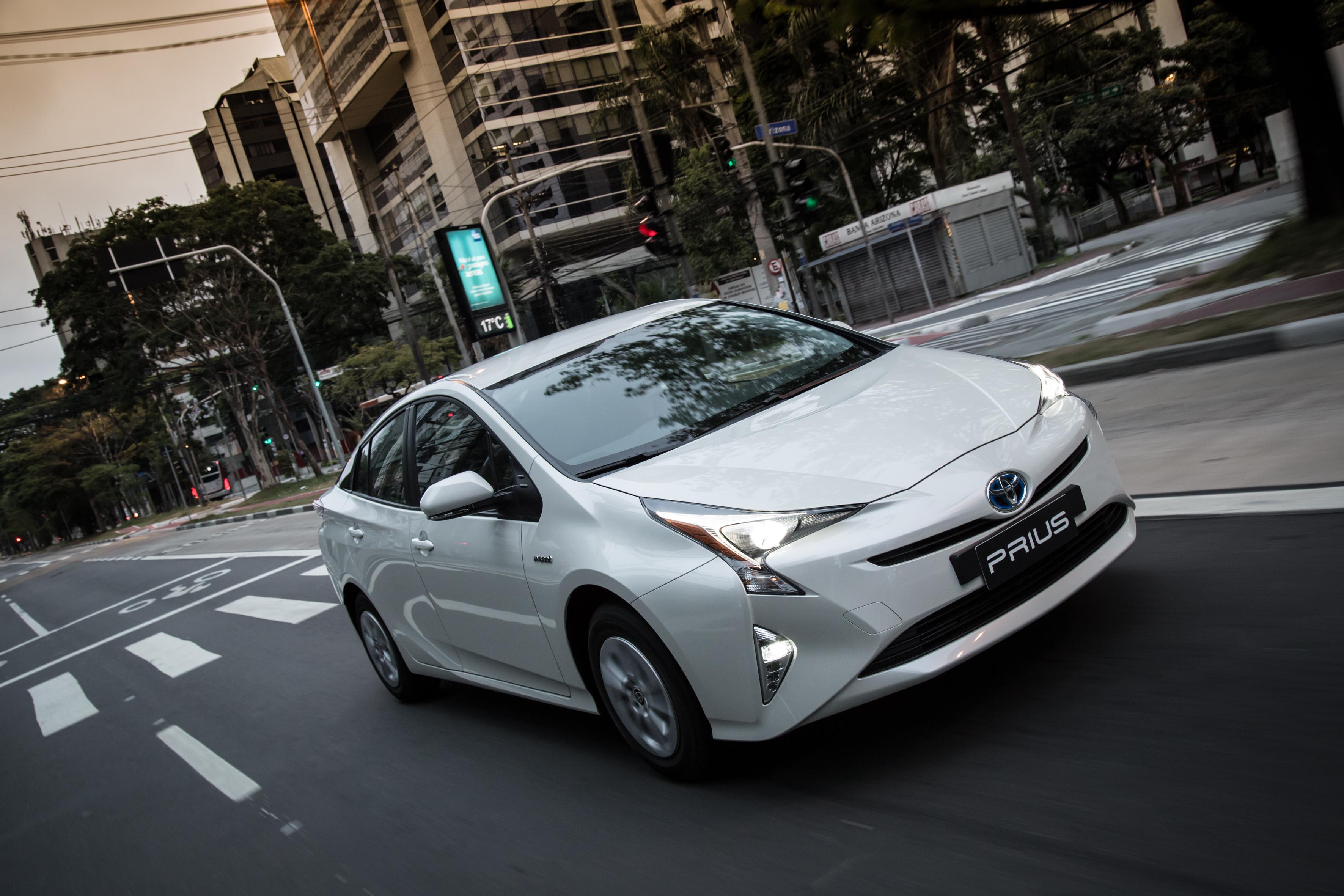 Novo Toyota Prius 1