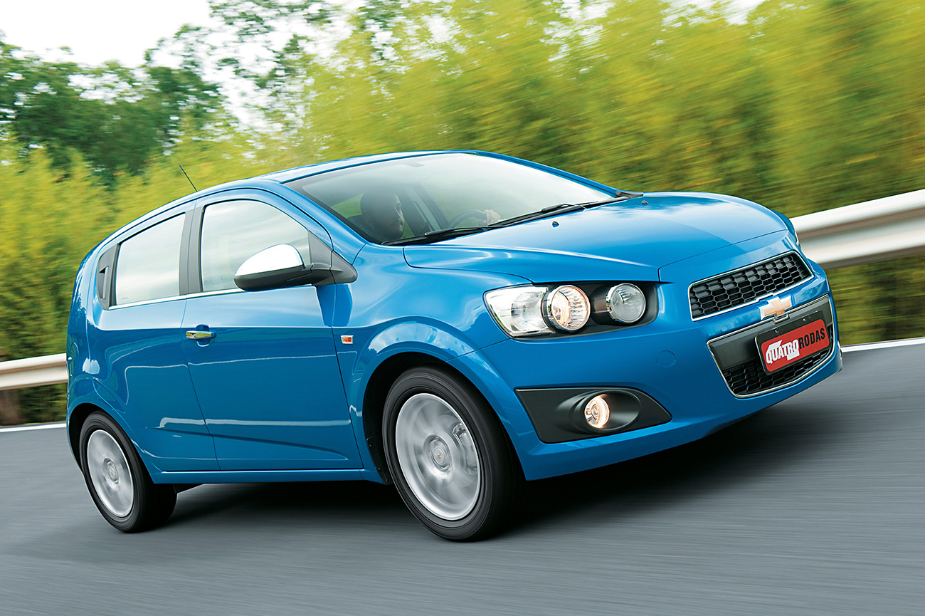 Chevrolet Sonic LTZ hatch