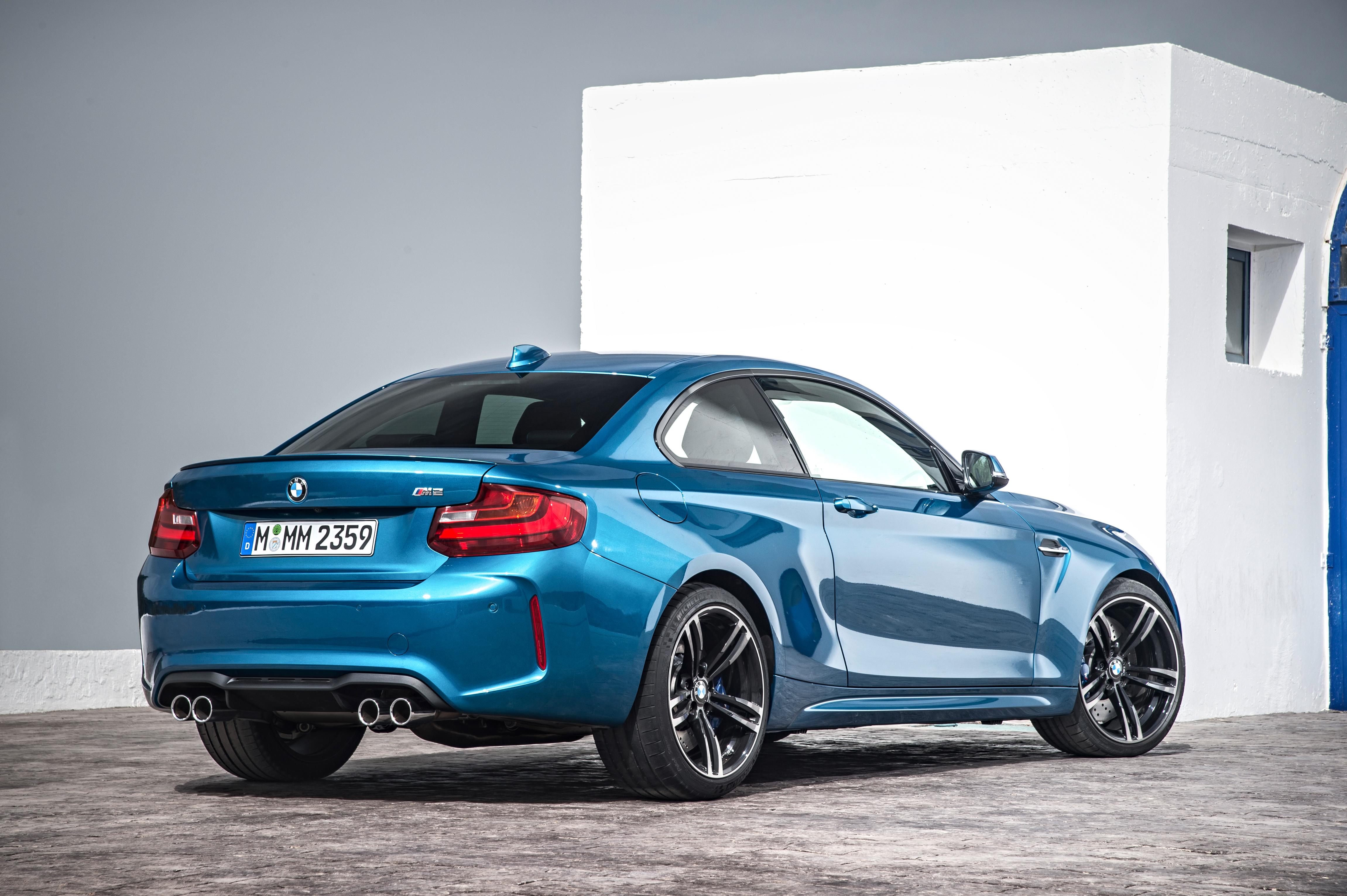 BMW M2 Coupé 4