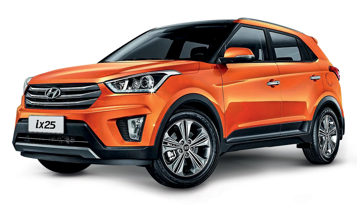 Hyundai Creta / ix25