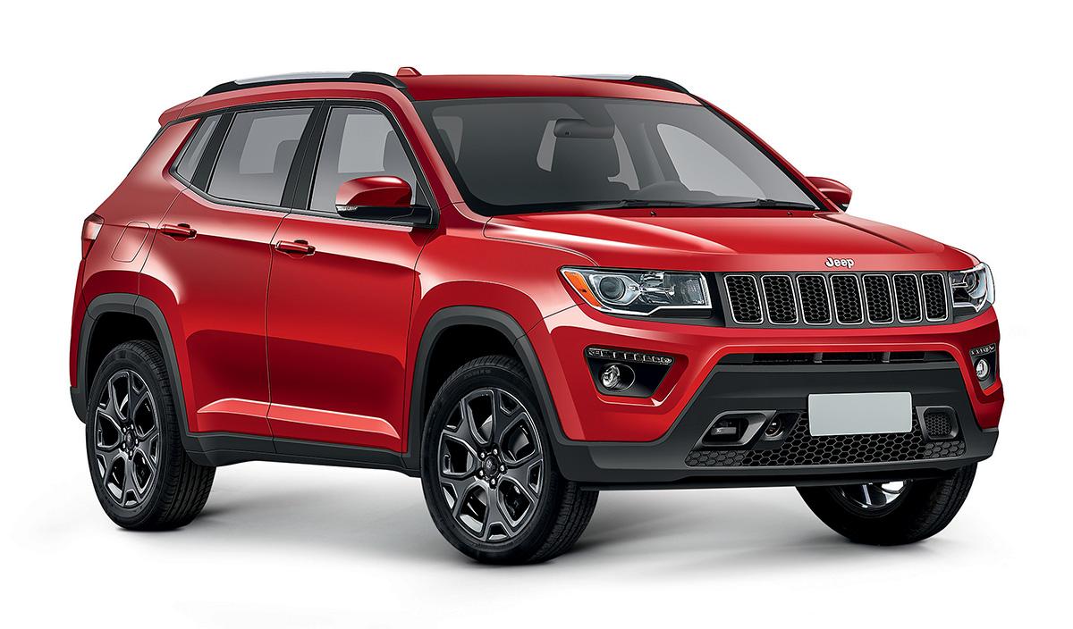 Sucessor Do Jeep Compass Ser U00e1 Feito No Brasil E No M U00e9xico