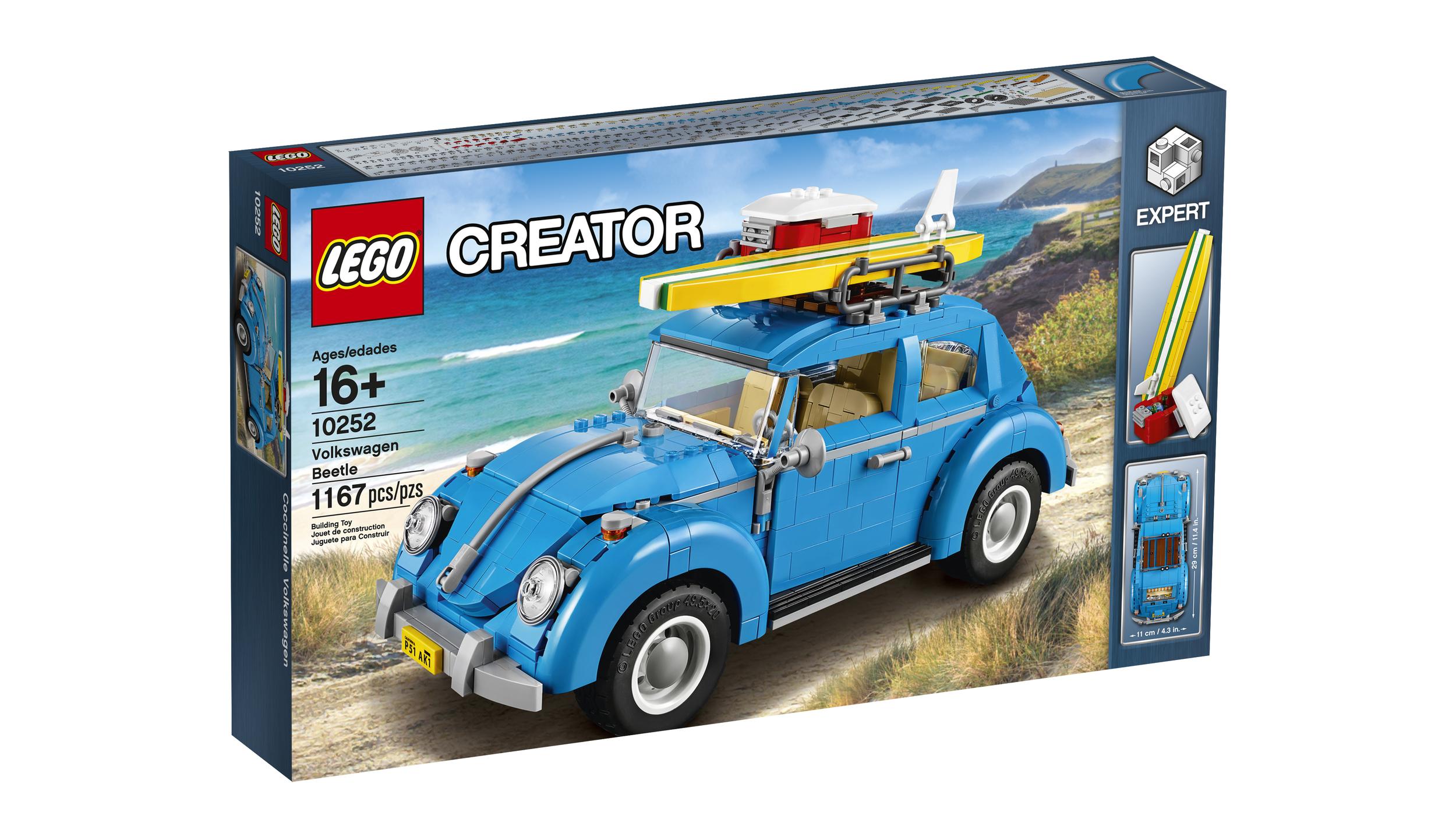 Fusca Lego