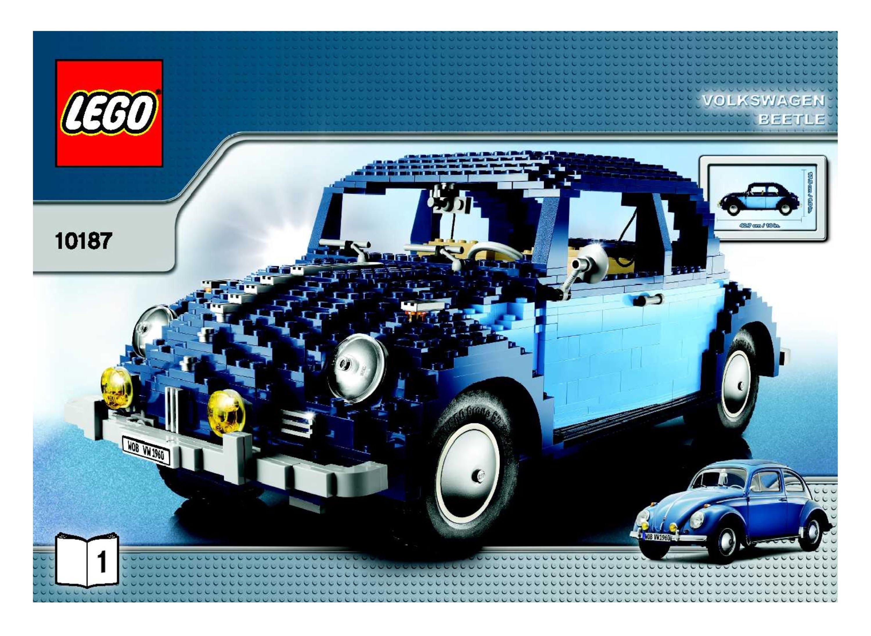 VW Beetle - Lego