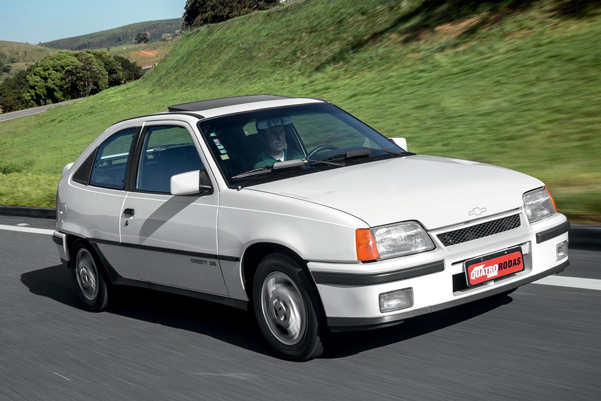 Anos 90 A Decada De Ouro Da Chevrolet No Brasil Quatro Rodas