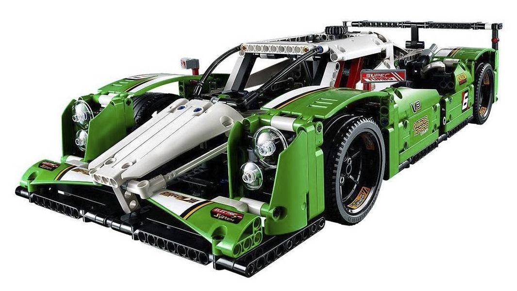 24 Hour Race Car