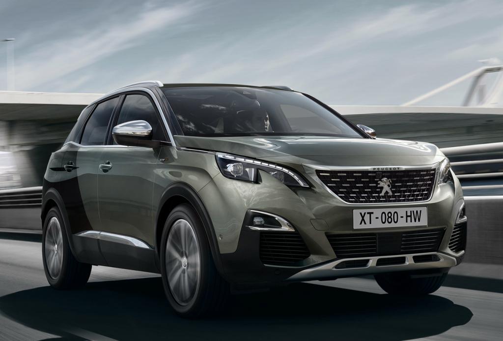 Novo Peugeot 3008 Ganha Versoes Esportivas Gt E Gt Line Quatro Rodas