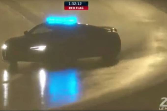 Safety Car Audi R8 24 Horas Le Mans
