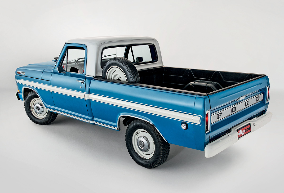 Ford F-100 4 cilindros