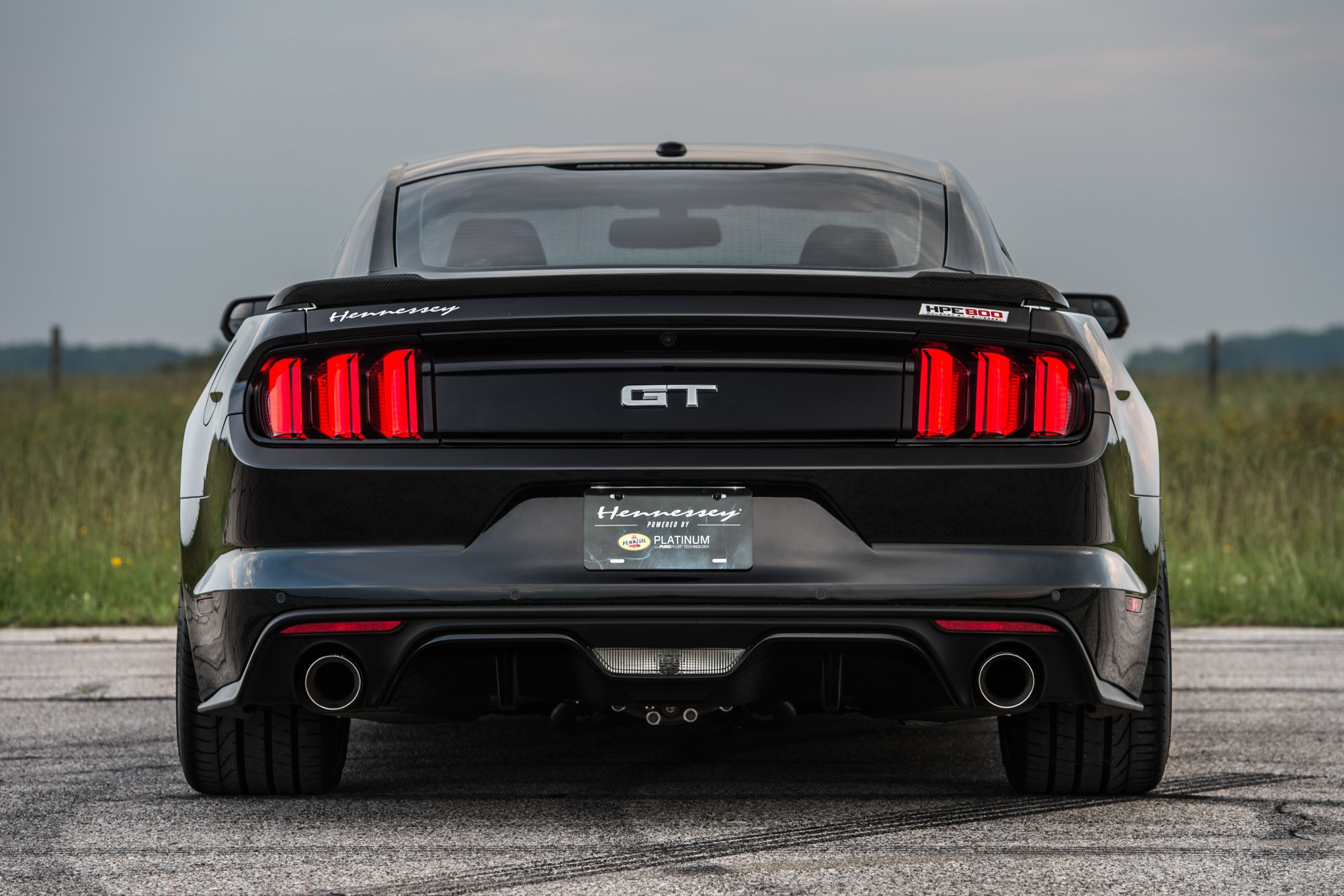 Mustang GT Hennessey 25th Anniversary Edition HPE800