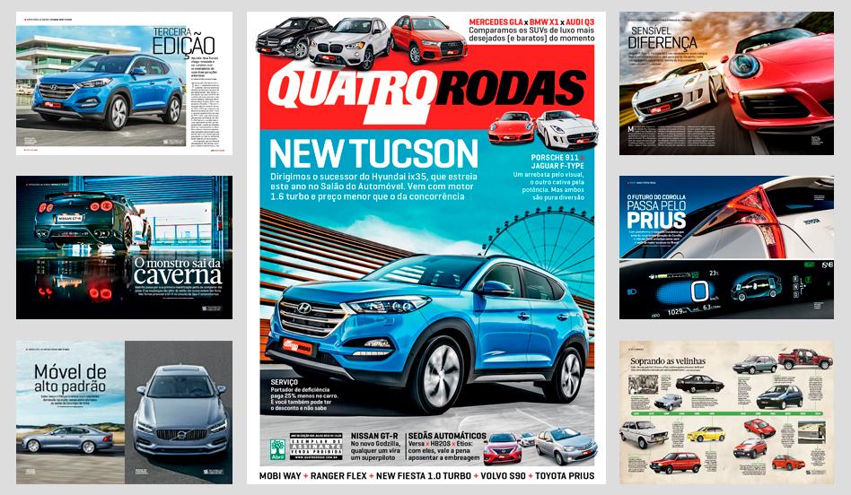 QUATRO RODAS - edição 684 - julho de 2016