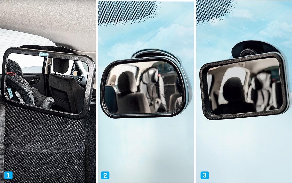 Teste do especialista: espelhos auxiliares