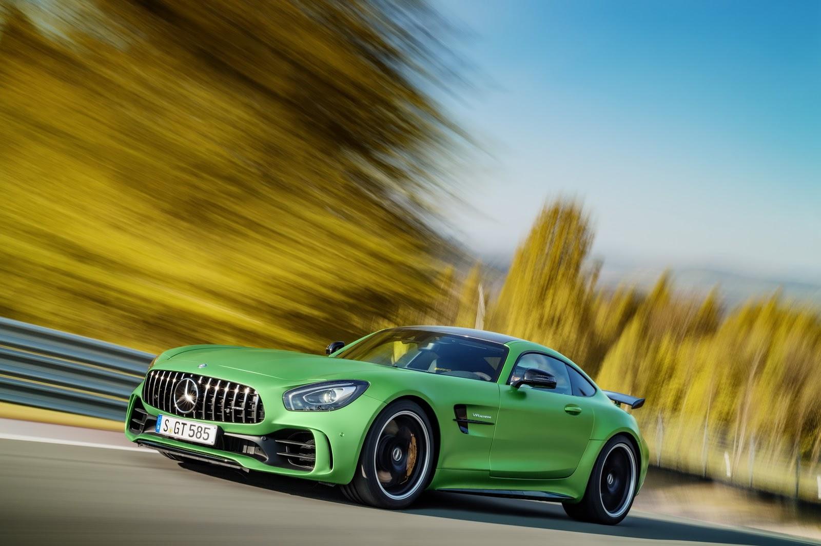 Mercedes Benz Amg Gt R Chega Ao Brasil Em 2017 Quatro Rodas