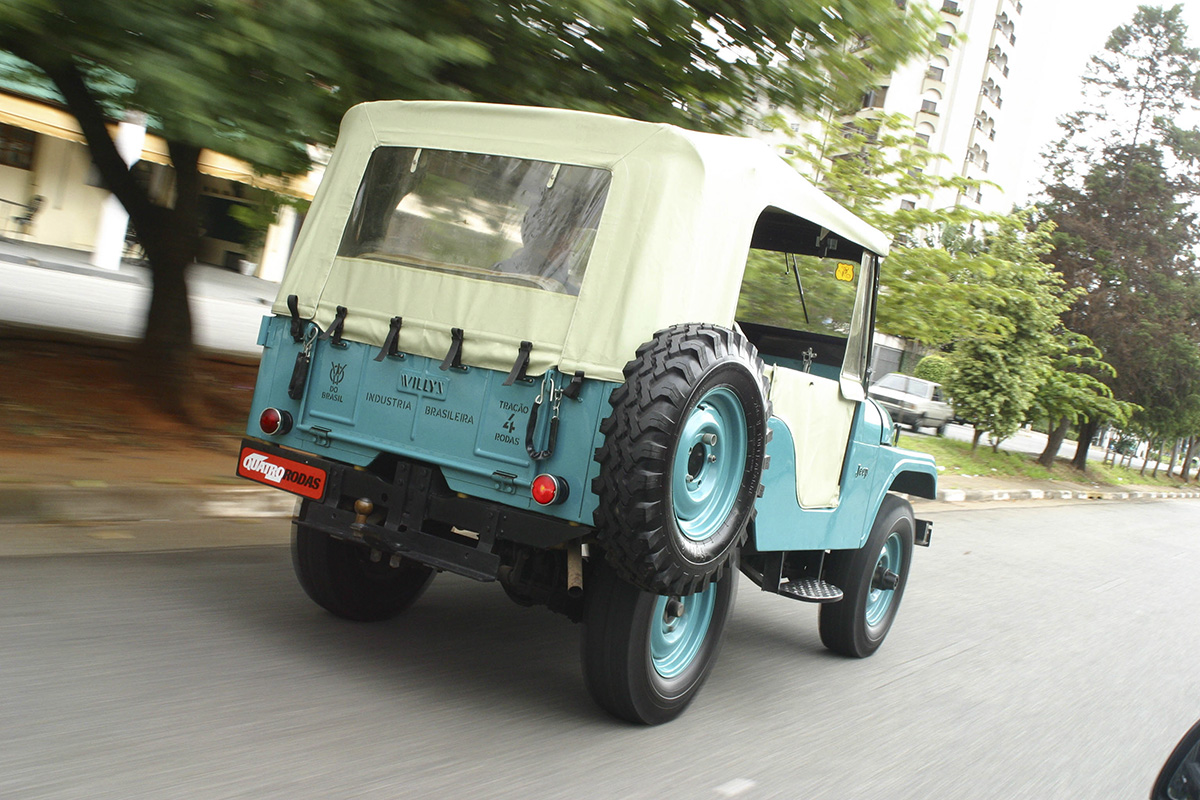 Jeep, da Willys, modelo de 1963
