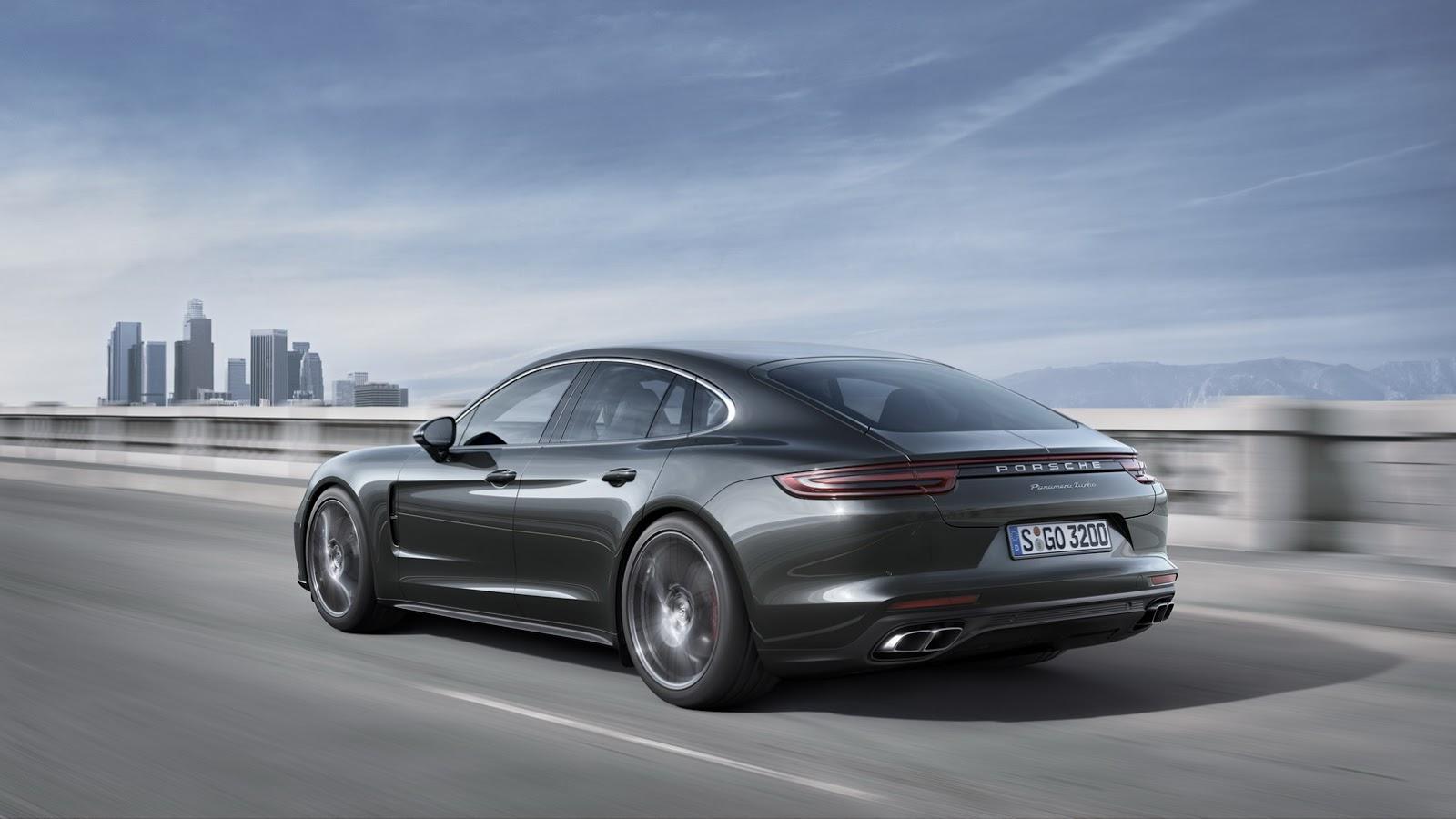 Novo Porsche Panamera 2