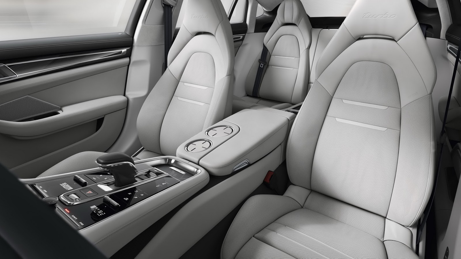 Novo Porsche Panamera 6