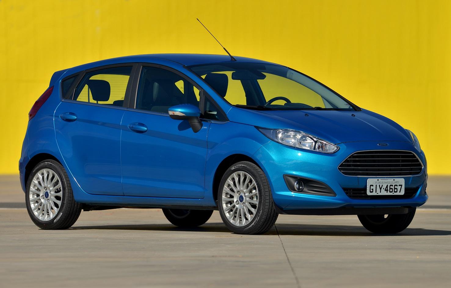 Ford Fiesta Ecoboost 1.0