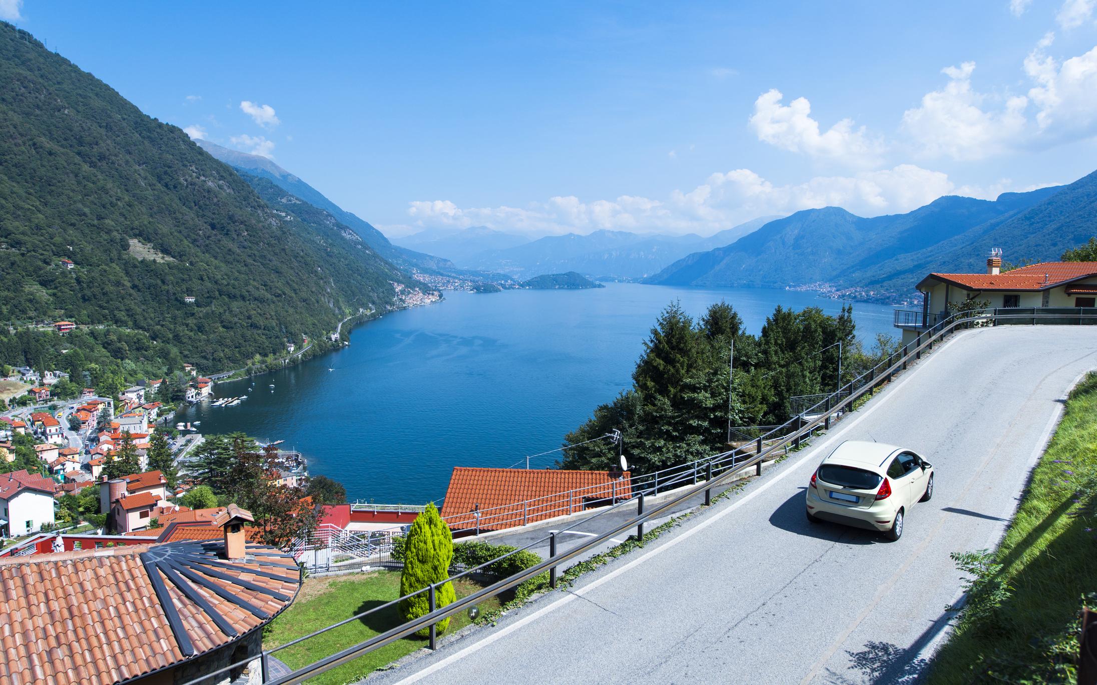 Lake Como - Itália