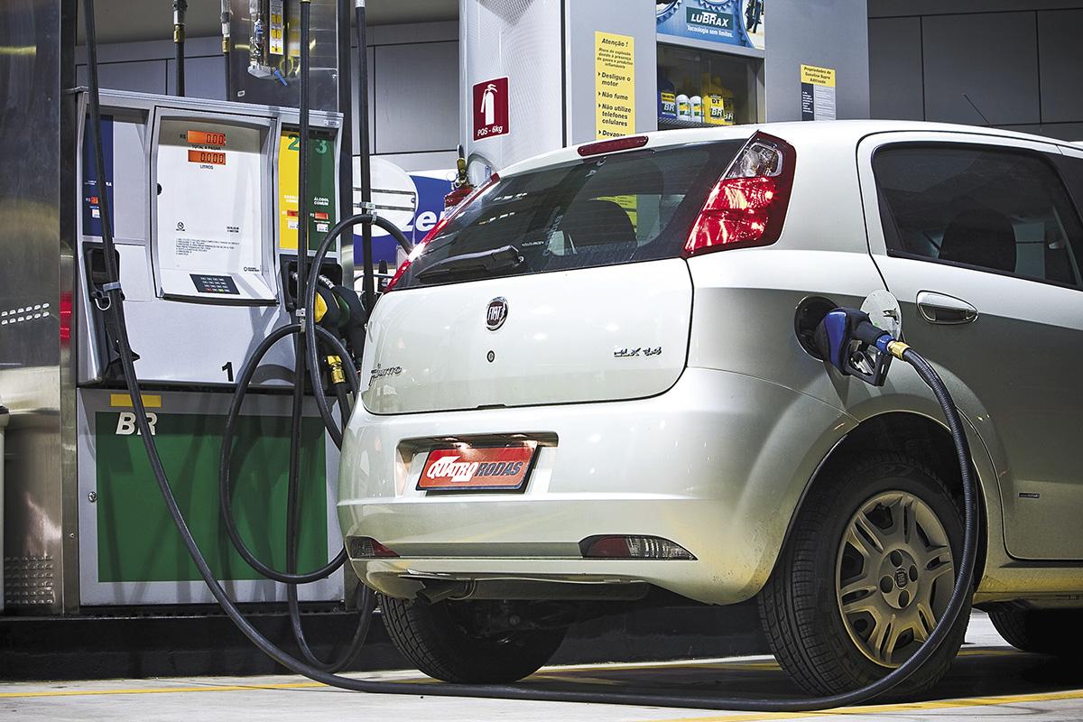 Punto bicombustível