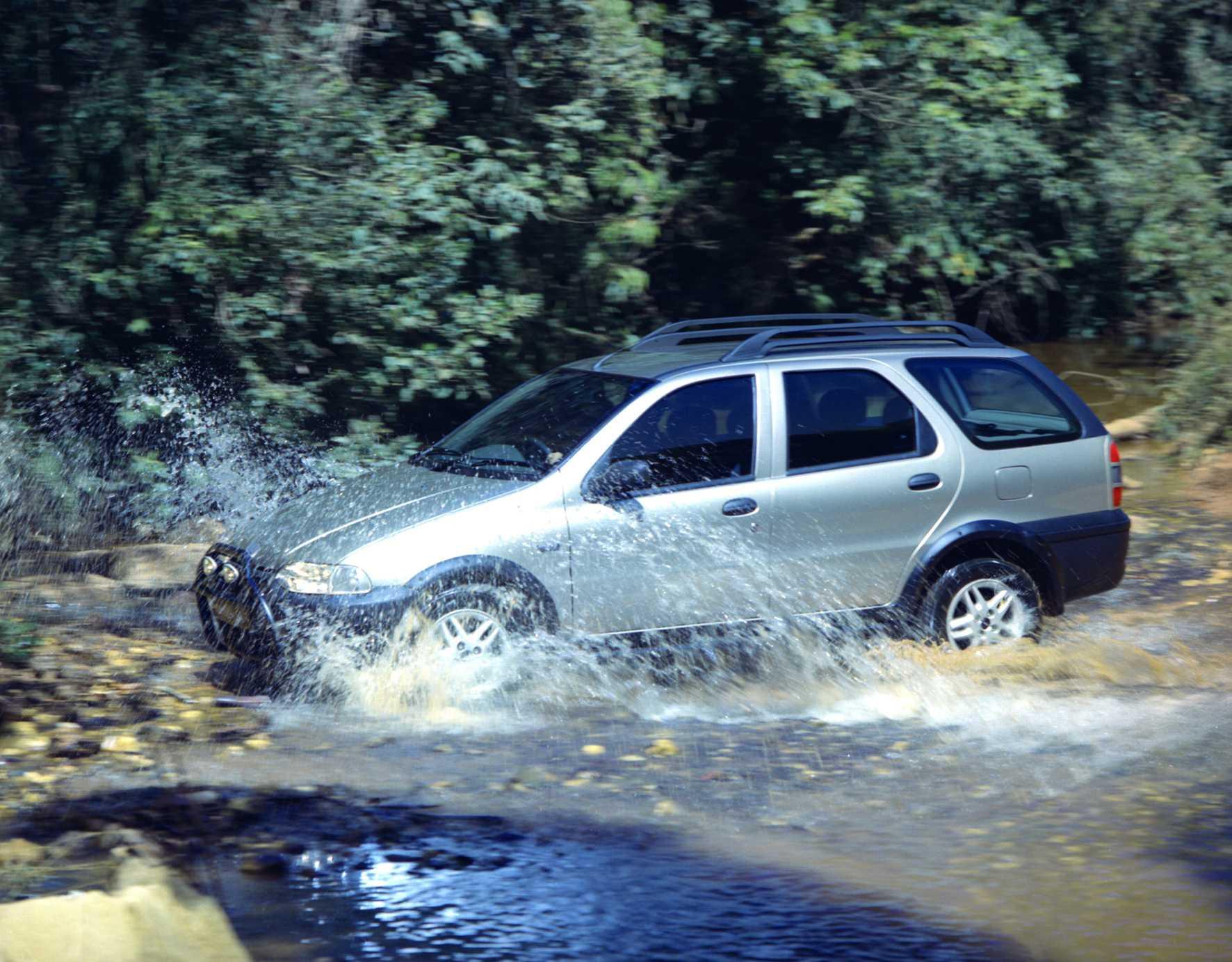 Palio Adventure 1999