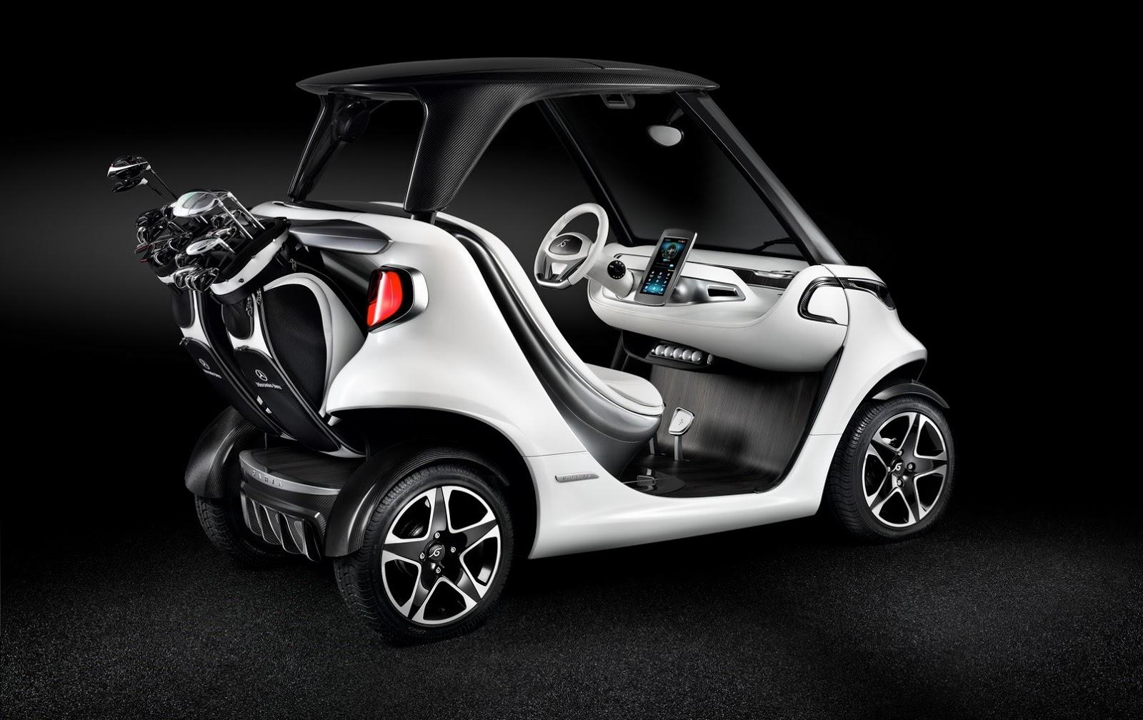 Mercedes-Benz/Garia Real Sports Car