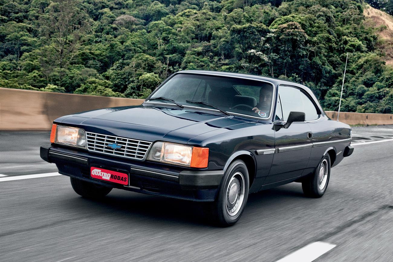 Chevrolet Opala Comodoro SL/E Cupê