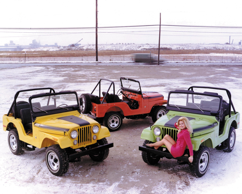 Jeep Willys CJ