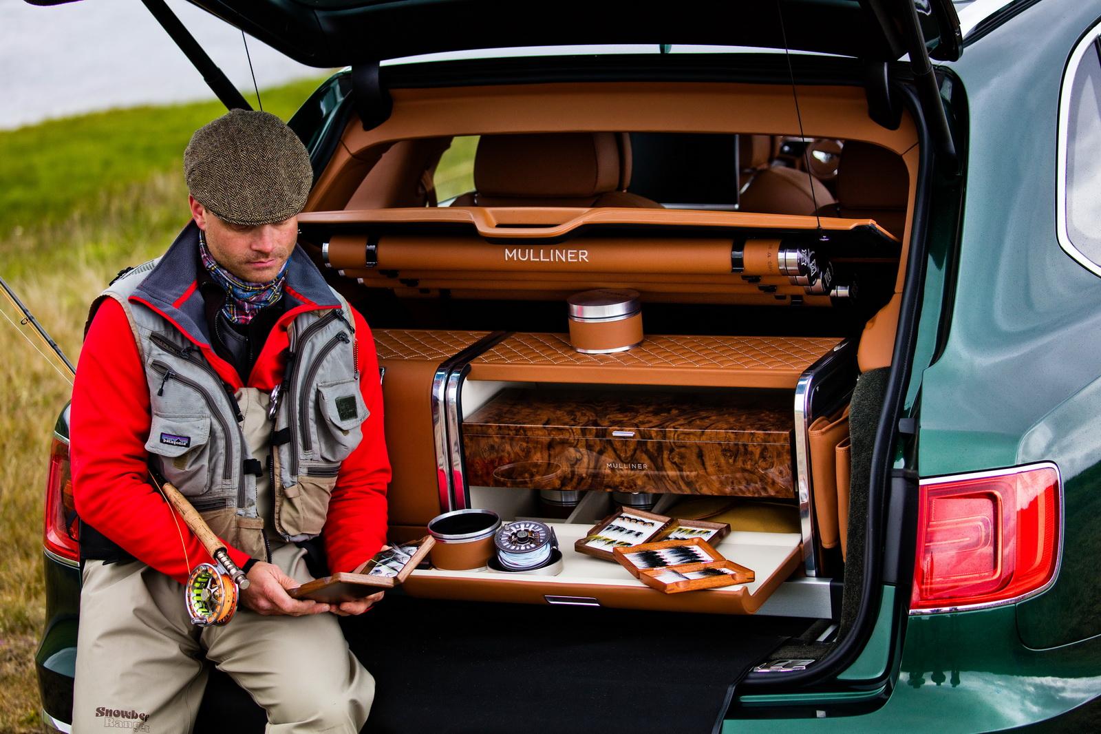 Bentley Bentayga Pesca 1
