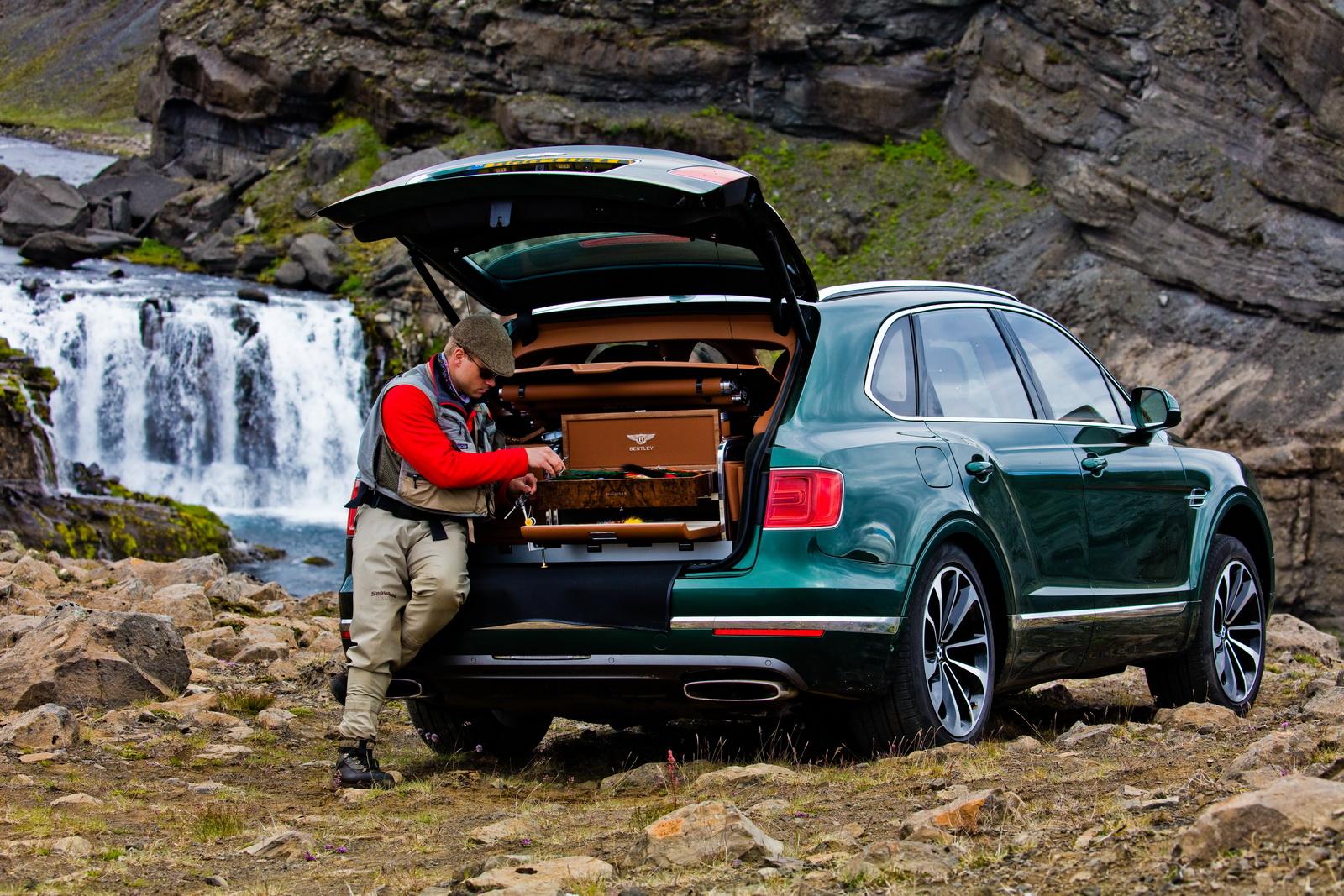 Bentley Bentayga Pesca 2