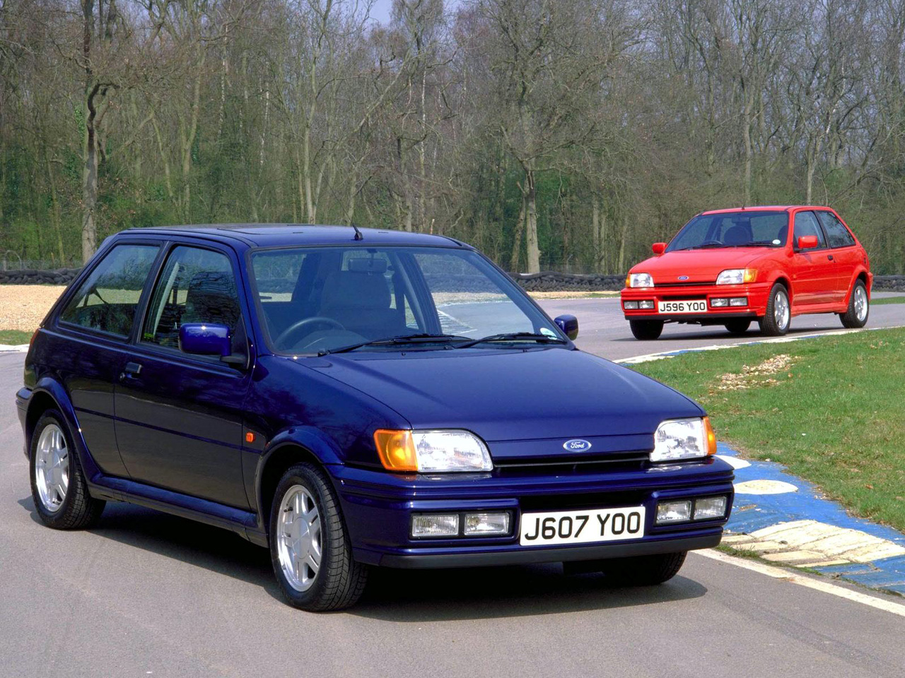 Fiesta RS 1800 1992