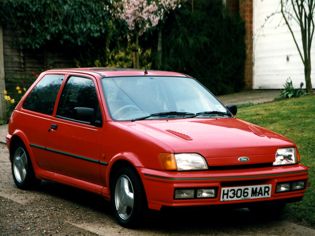 Fiesta RS Turbo 1990