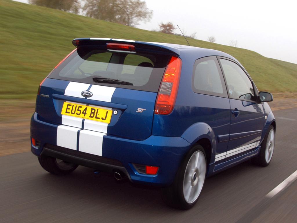 Fiesta ST 2005