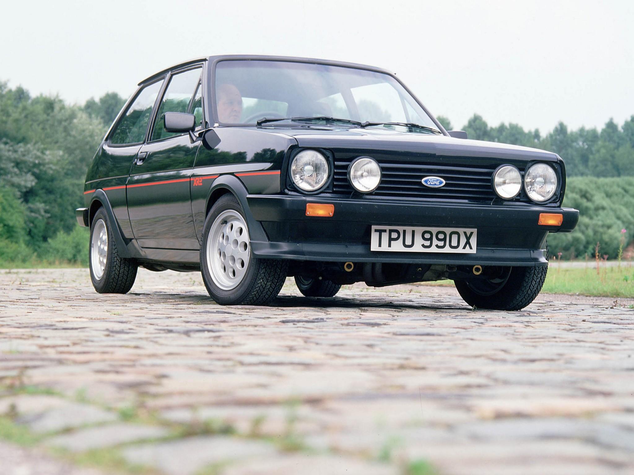 Fiesta XR2 1981