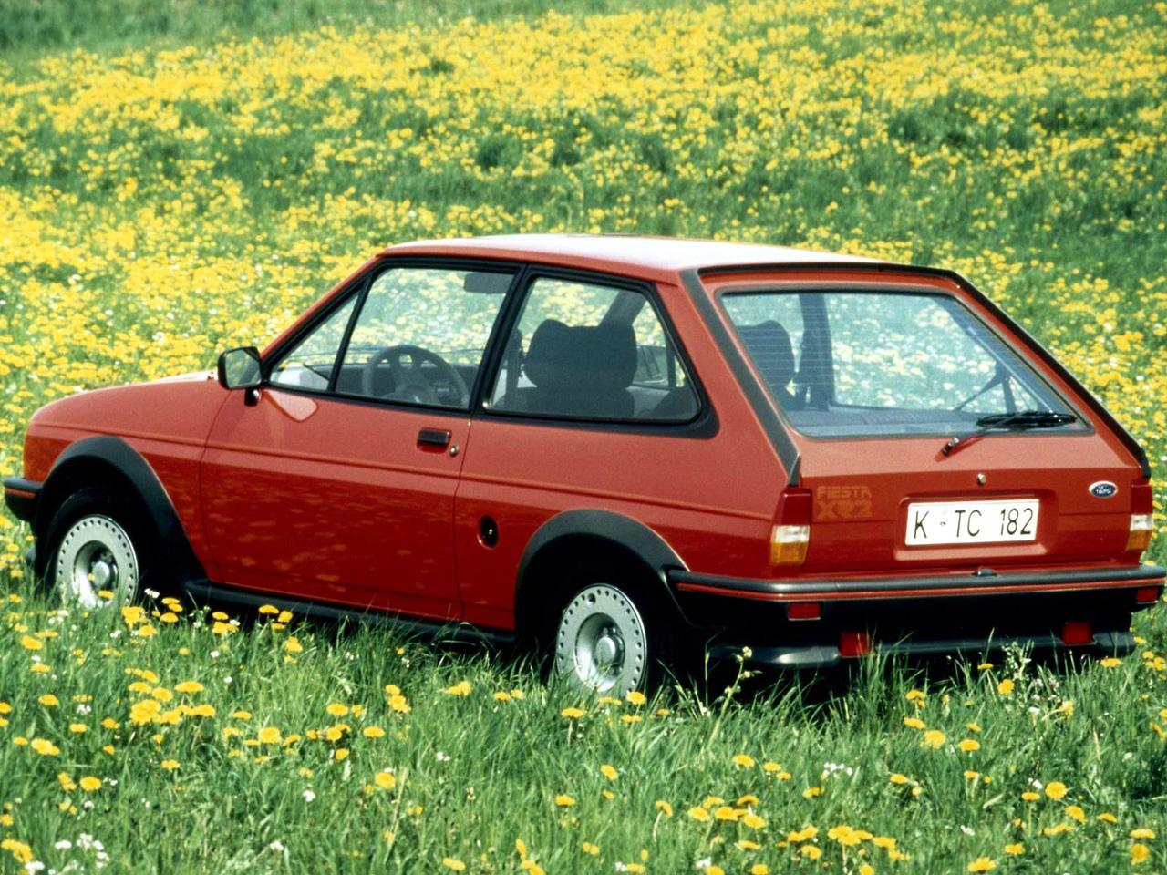 Fiesta XR2 1984