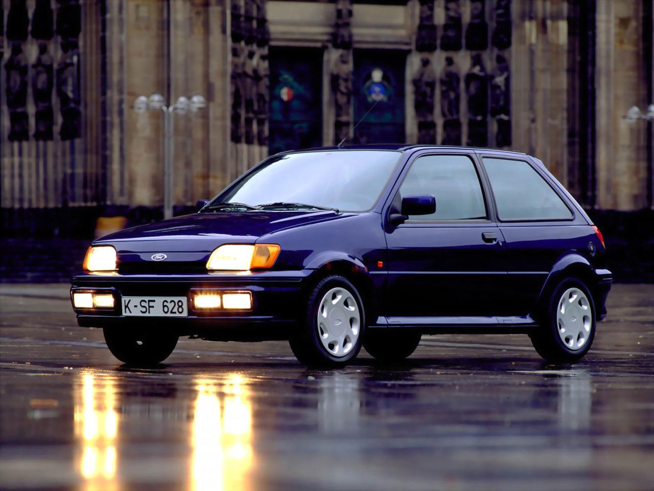 Fiesta XR2i 1989