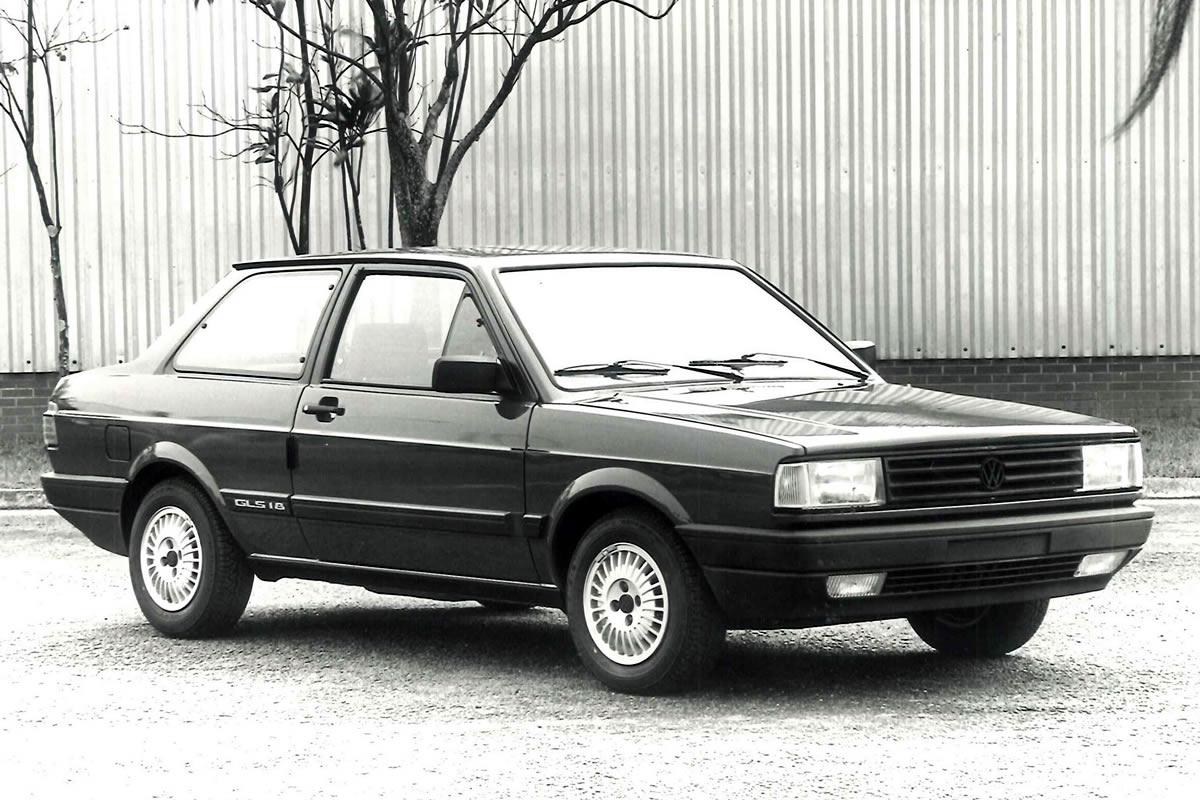 VW Voyage 1988