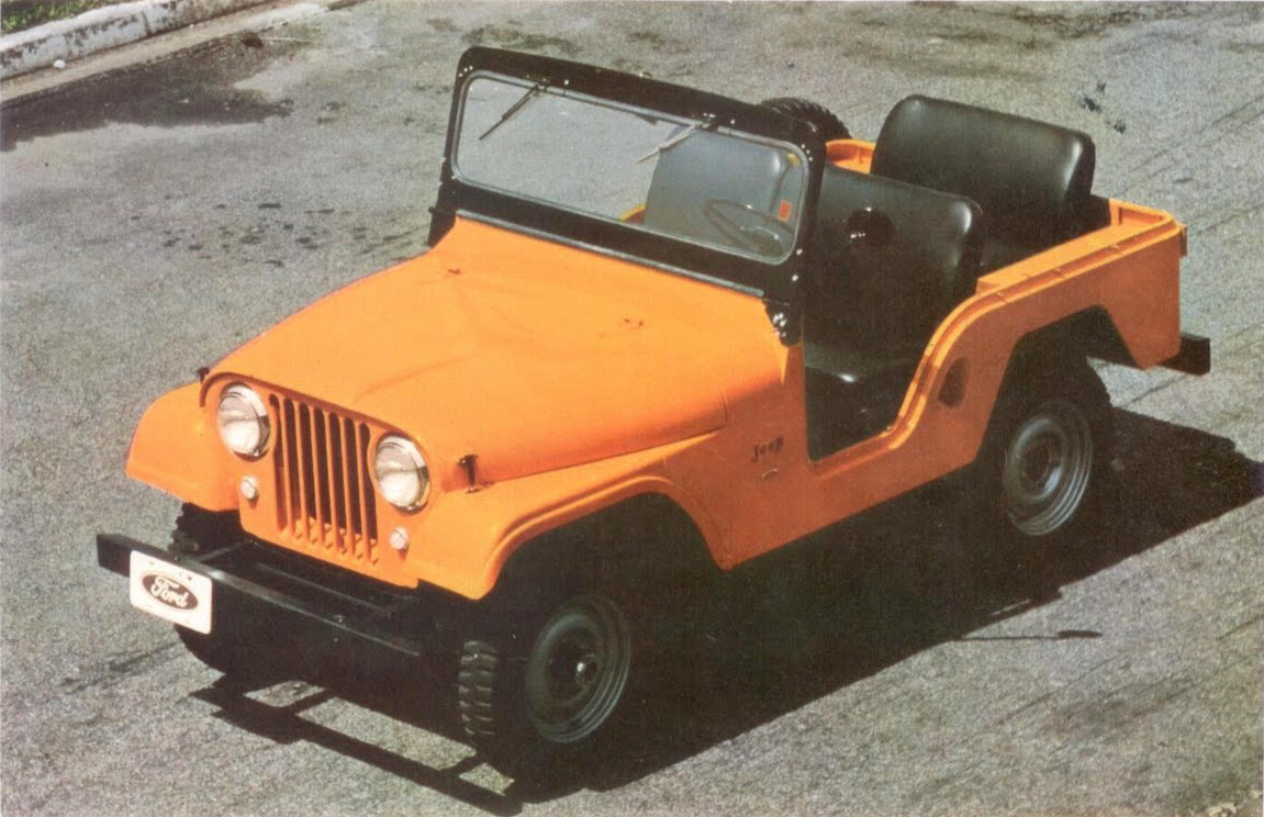 Ford Jeep 1979