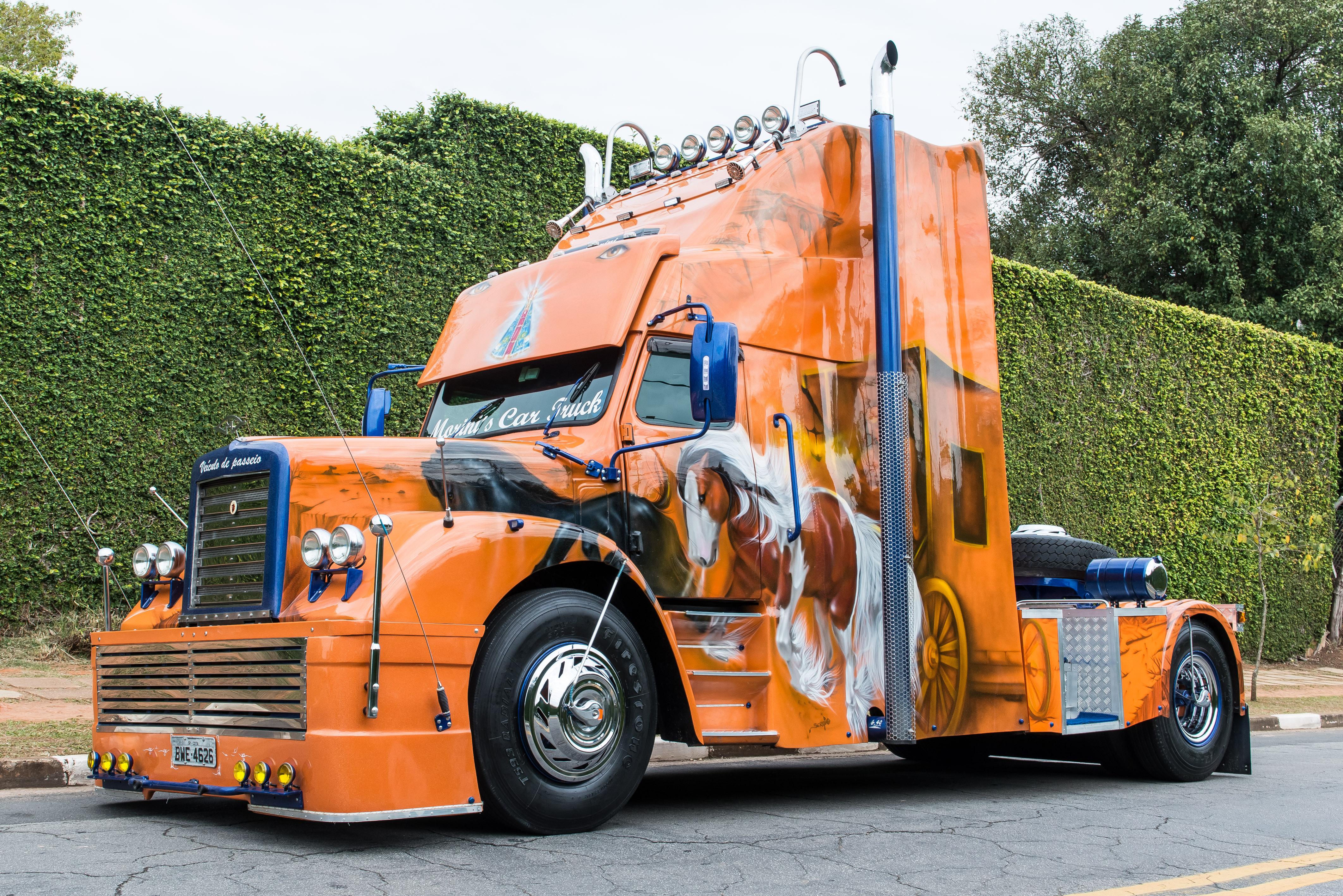 Caminhão Morini