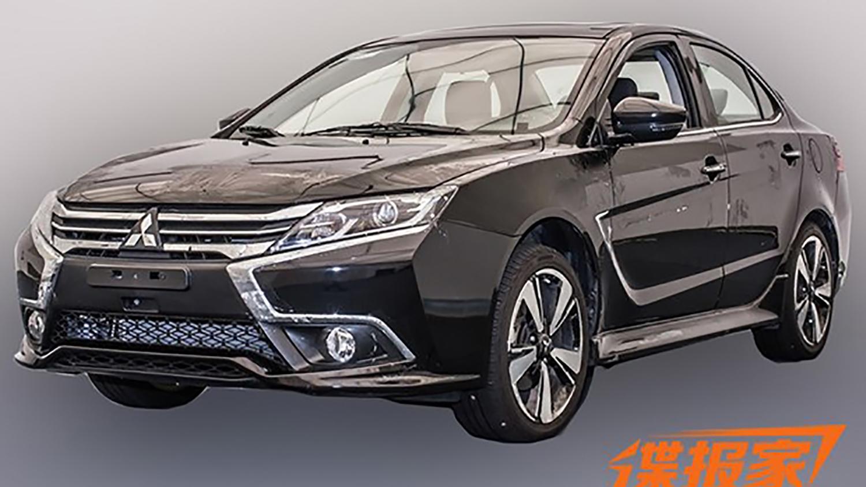Mitsubishi Lancer (China facelift)