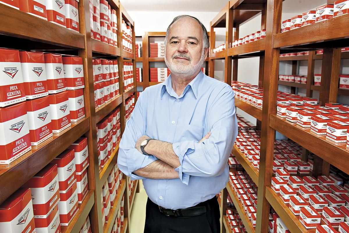 Fernando Jaeger, empresário gaúcho que criou a concessionária Dekabras