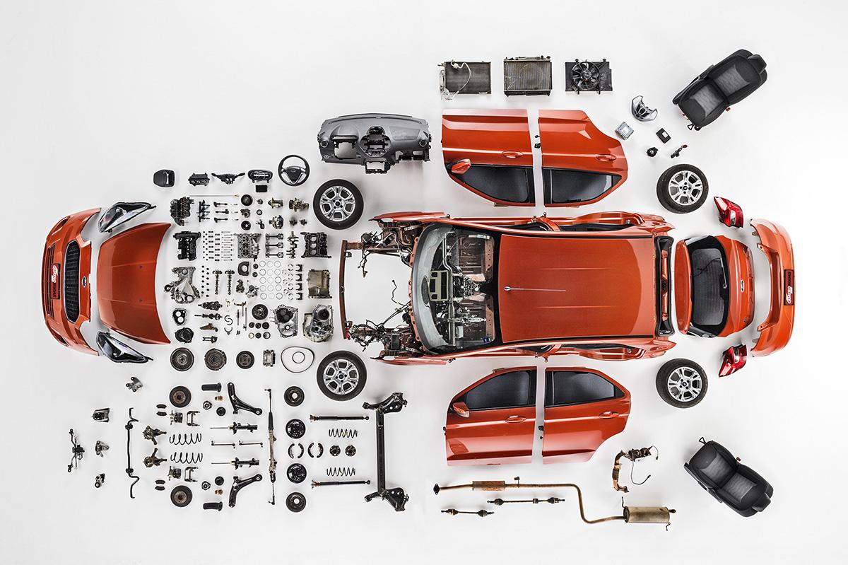 Longa Duracao O Desmonte Do Ford Ka Quatro Rodas