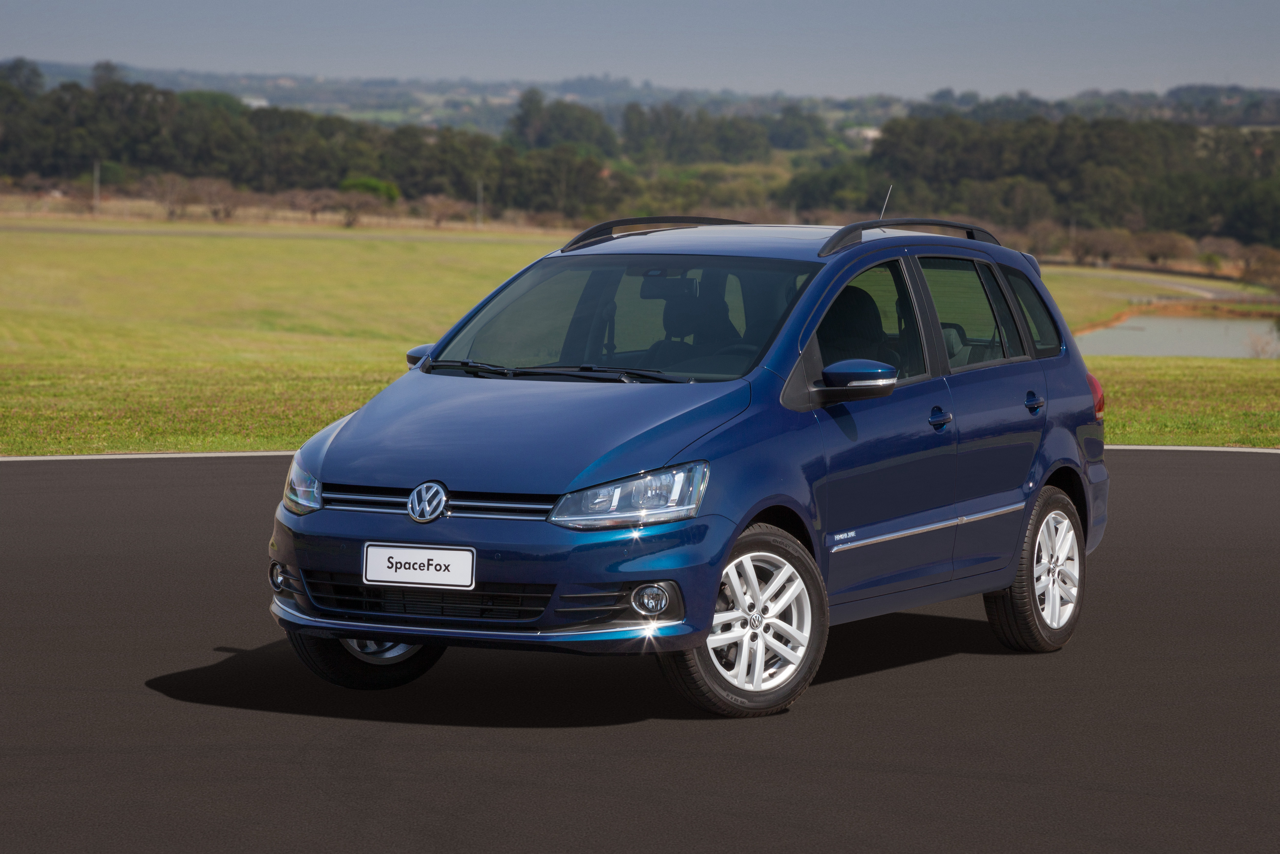 Volkswagen SpaceFox Highline