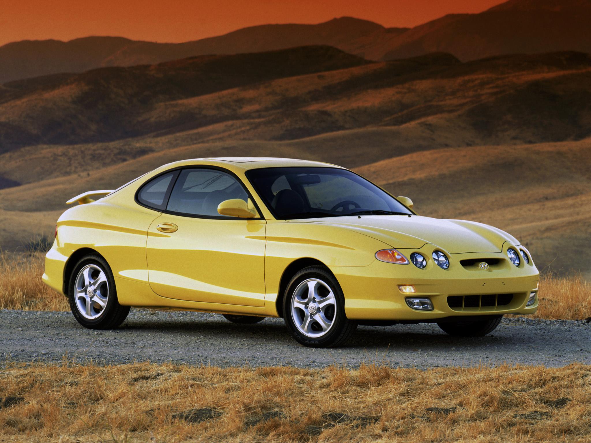 Hyundai Tiburon 1999 2