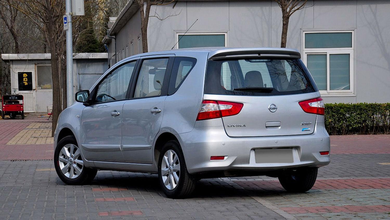 Nissan Livina Indonésia