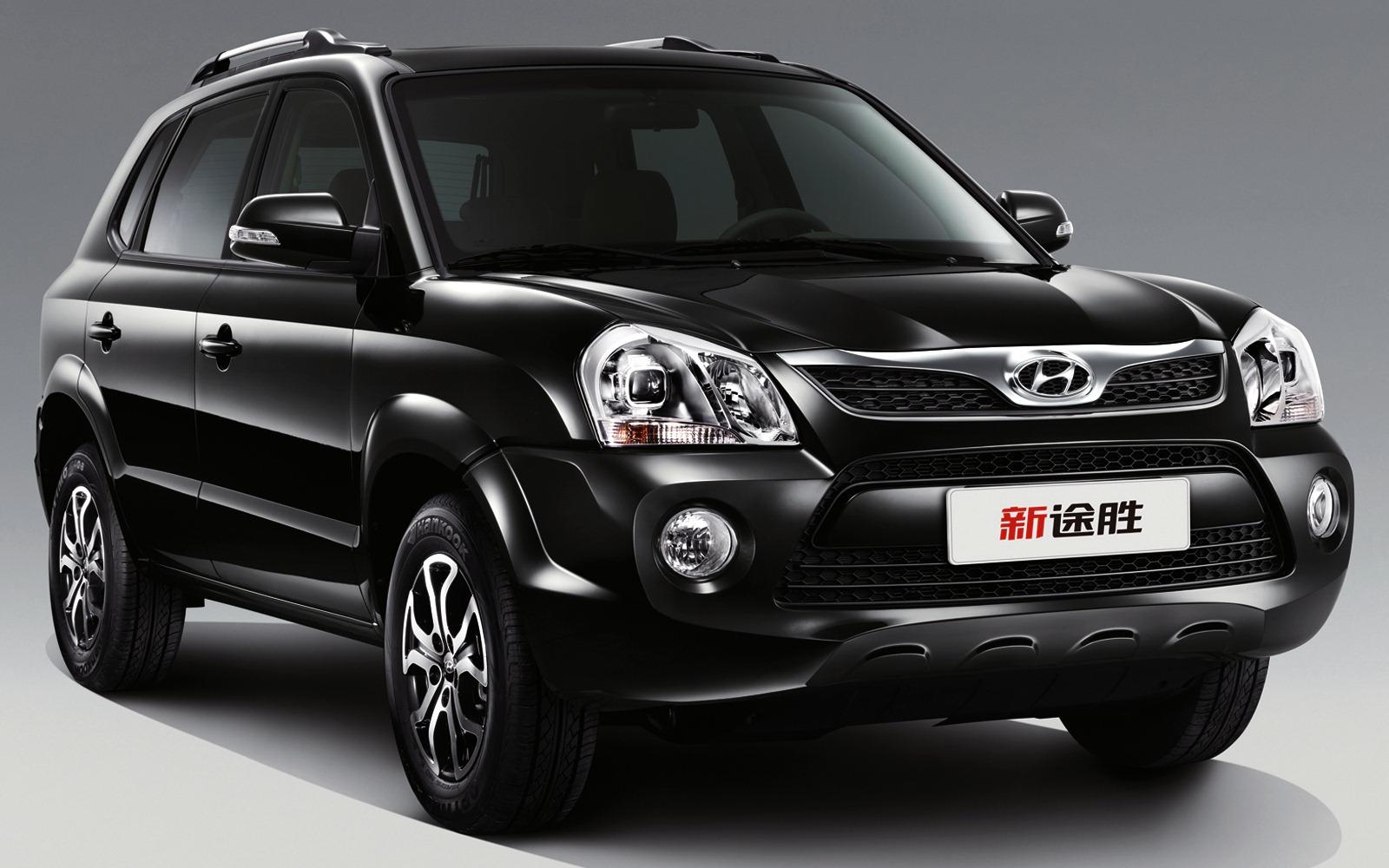 Hyundai Tucson China