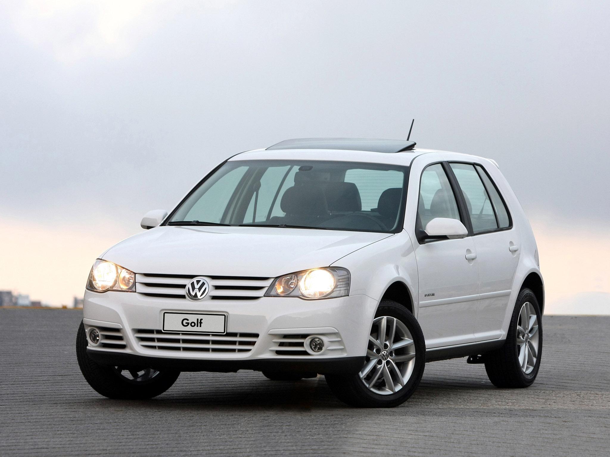 VW Golf 2007 3