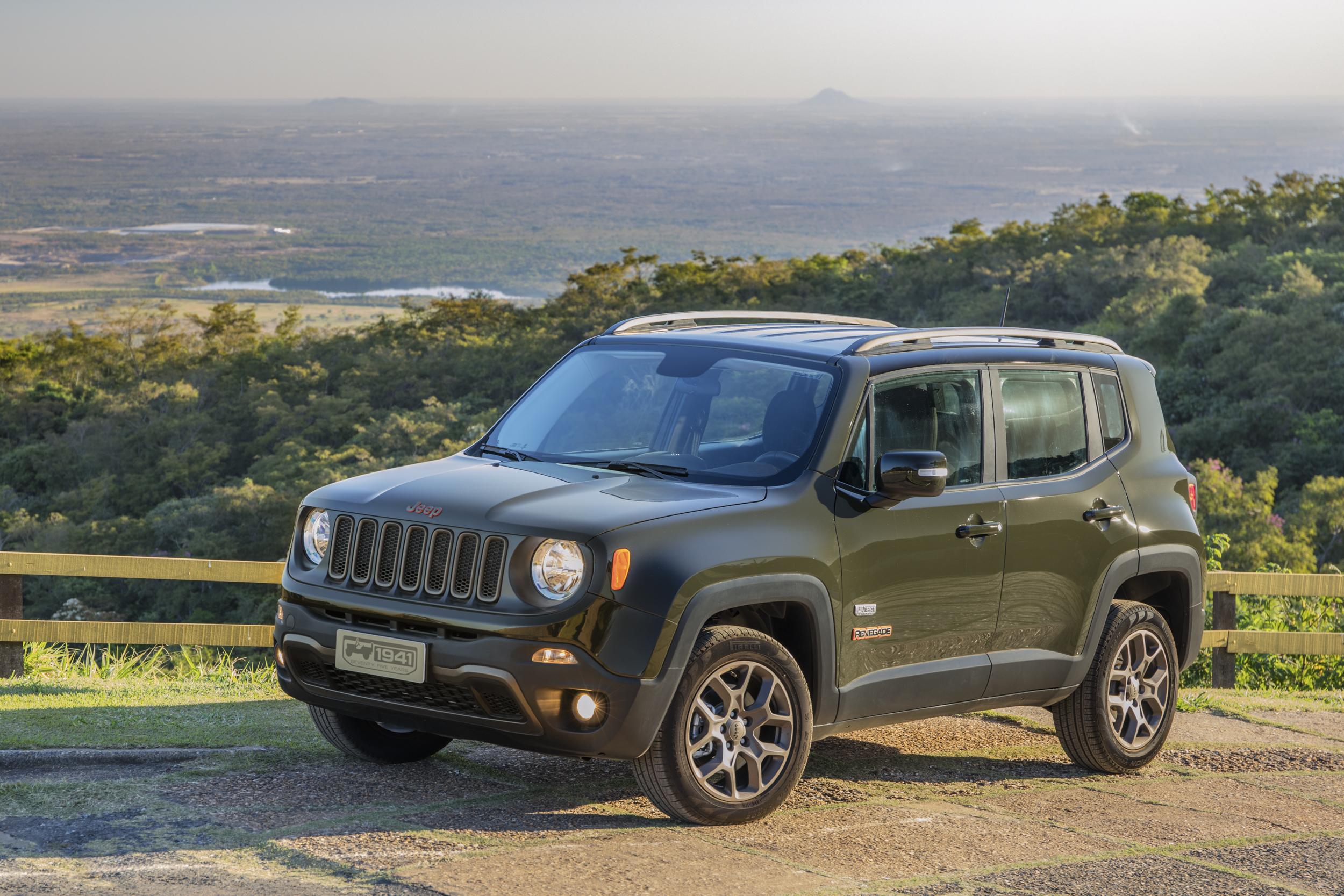 Jeep Renegade 75 Anos