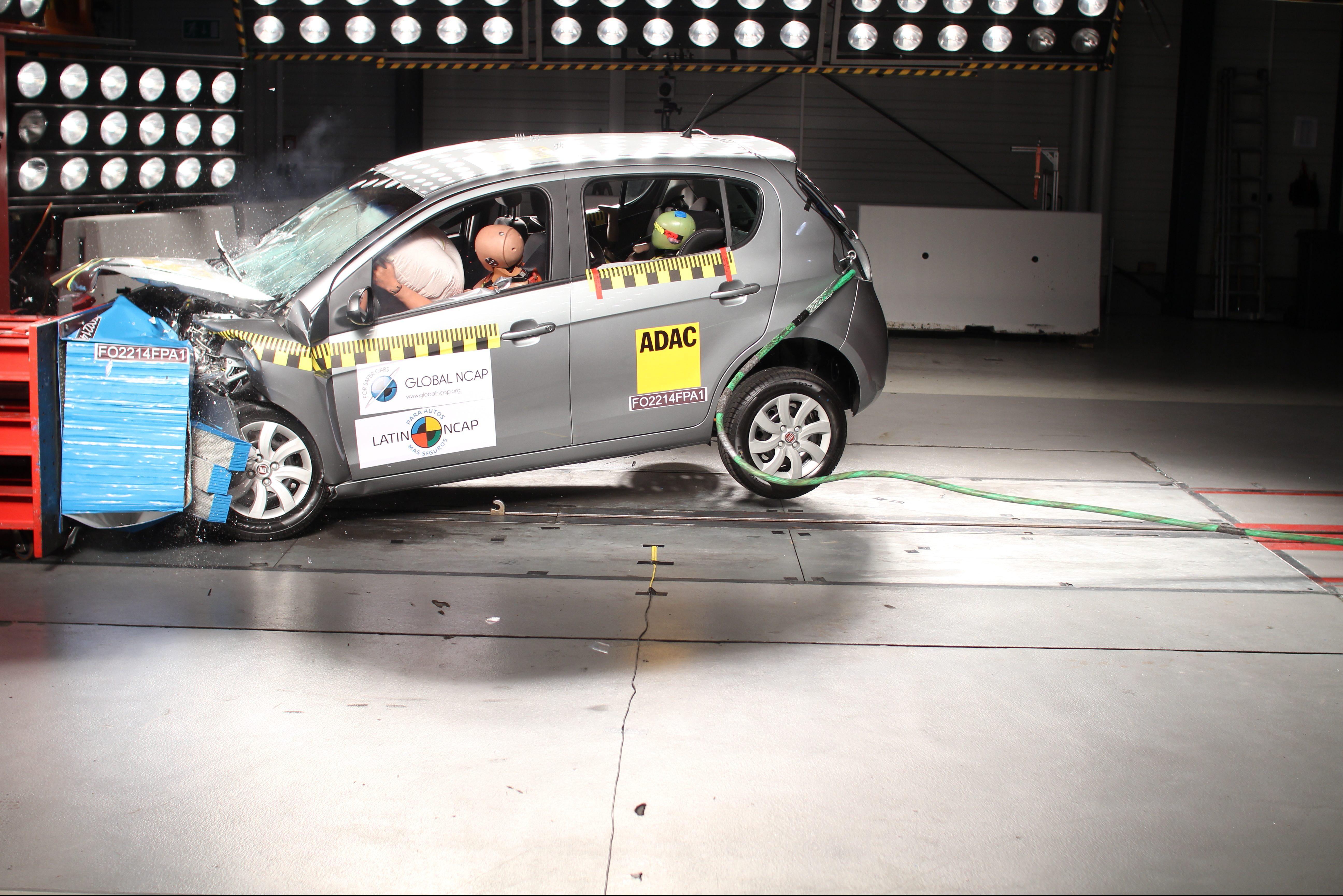 Fiat Palio - Latin NCAP