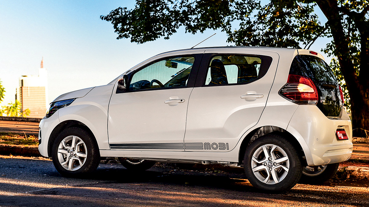 Longa Duração: Fiat Mobi