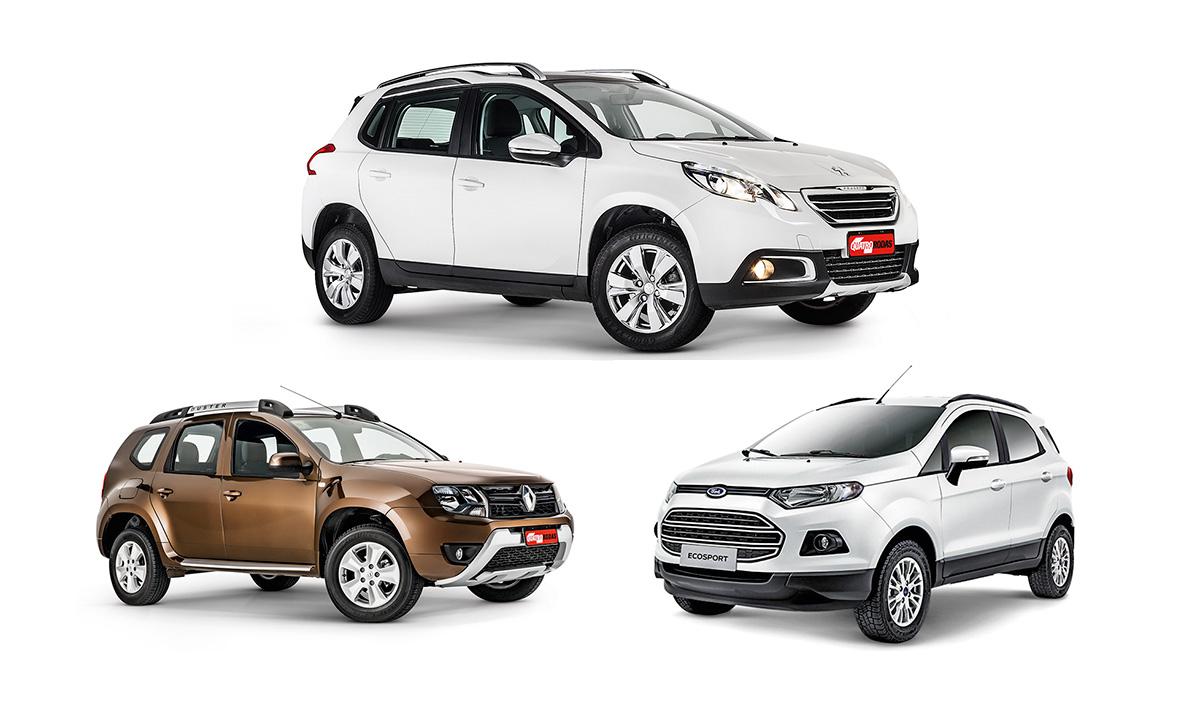 Melhor Compra 2016: SUVs até R$ 75.000