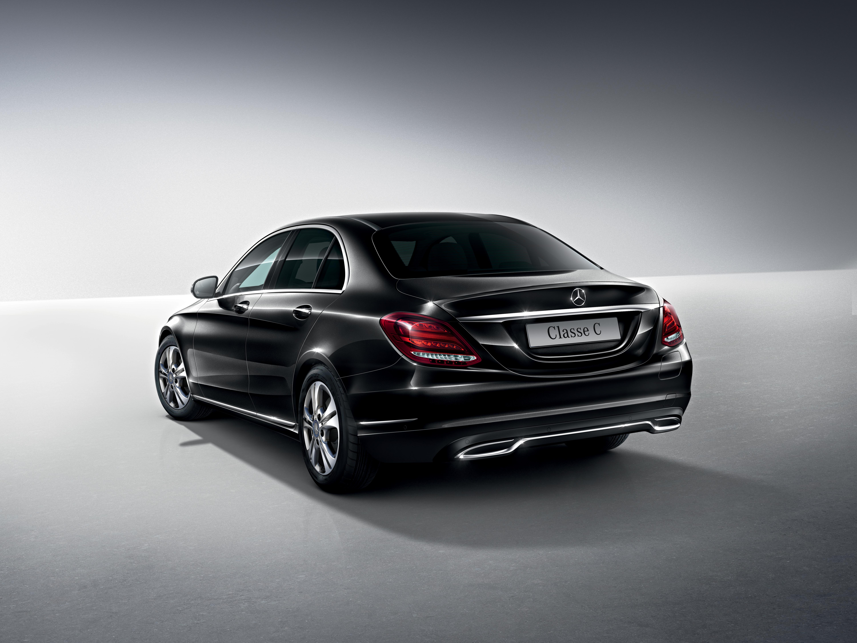Mercedes-Benz C 180 Avantgarde FF 3